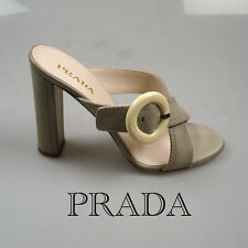 PRADA DAMEN BUSINESS SCHUHE DONNA DECOLTE PUMPS NEW ORIGINAL GR: 38,5