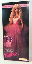 "Mattel ~ MY LIFE SIZE BARBIE 1992 3 FEET TALL 36"" NEW Sealed Box"