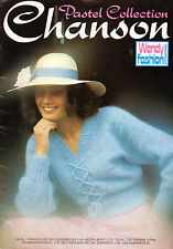 ~ Wendy Knitting Pattern Book  ~ Lovely Patterns To Knit ~ See Photos