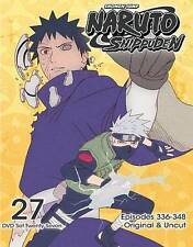 Naruto: Shippuden - Box Set 27 (DVD, 2016)