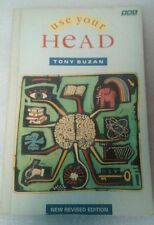 Use Your Head: How to unleash the power of your mind, Buzan, Tony, 1989 signed