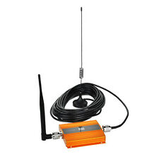 "2G/3G/4G 900MHz Cell Phone Signal Booster Repeater Amplifier w/ 0.6"" LCD EU Plug"