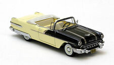 Pontiac Star Chief Convertible Black Yellow 1956 1:43 NEO 44060