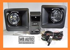 14 15 16 GMC SIERRA 1500 PICKUP TRUCK BUMPER DRIVING FOG LIGHT LAMP SMOKE W/BULB