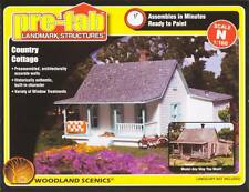 NEW Woodland Scenics Country Cottage N PF5206
