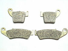 Front Rear Brake Pads For Honda CRF 450 R CRF450 CRF450R 2010 2011 2012 RE