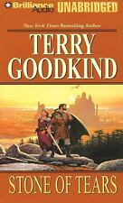 Sword of Truth: Stone of Tears 2 by Terry Goodkind (2014, MP3 CD, Unabridged)