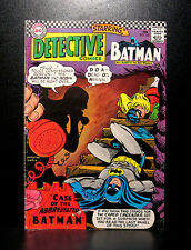 COMICS: DC: Detective Comics #360 (1967) - RARE (wonder woman/batman/flash)
