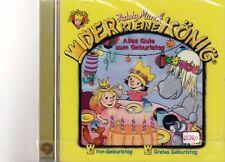 Der kleine König hat Geburtstag + CD + Zwei original Hörspiele + Hedwig Munck
