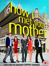 HOW I MET YOUR MOTHER - SEASON 6 - DVD - REGION 2 UK