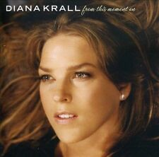 From This Moment On by Diana Krall (CD, 2006) SEALED NEW