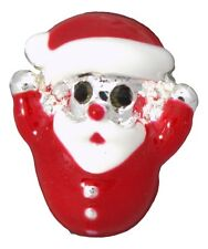 Davinci Beads Charm - Santa Claus - Buy 2 or More DaVinci and Save!