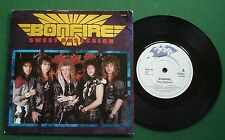 """Bonfire Sweet Obsession / Don't Get Me Wrong ZB 41569 7"""" Single"""
