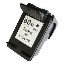 HP 60XL Black Remanufactured Ink Cartridge HP60 XL CC641WN High Capacity