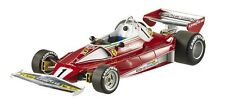 1976 FERRARI 312 t2 Monaco GP Niki Lauda in 1:18 Hot Wheels Elite NUOVO