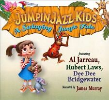 Jumpin Jazz Kids A Swinging Jungle Tale Al Jarreau Hubert Laws Dee Bridgewater