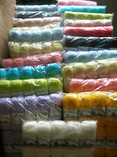 Knitting wool DK Assorted colours 210 balls New & Banded 100% Acrylic