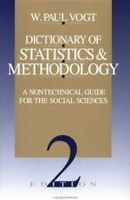 Dictionary of Statistics & Methodology: A Nontechnical Guide for the Social Scie