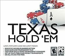 Cosmi Texas Hold 'Em Poker Windows PC, Good Windows, Windows Video Games