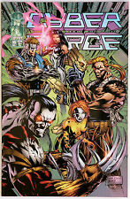 Cyber Force 16 Vol 2 Image Comics Brandon Peterson David Finch