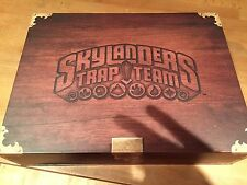 SKYLANDERS TRAP KEY CARRY CASE BOX LIMITED EDITION