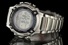 Casio tough solar steel orologio watch PRO RUNNING g shock ILLUMINATOR montre