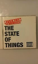 REVEREND AND THE MAKERS - THE STATE OF THINGS  - CD