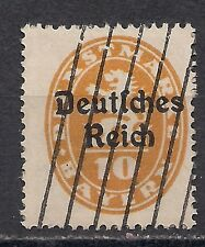 GERMANY -1920 - 10 pf Official (Mi 35) - used