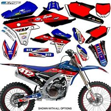 2000 2001 YAMAHA YZ 125 250 GRAPHICS YZ125 YZ250 DECO KIT STICKERS SENGE