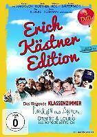 Erich Kästner Edition - Pünktchen - Klassenzimmer - Charlie - 3 DVD -- NEU