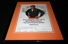 Bill Elliott 1987 Unocal 76 Framed 11x14 ORIGINAL Vintage Advertisement