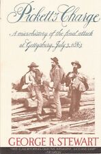 PICKETT'S CHARGE A MICRO HISTORY of FINAL GETTYSBURG ATTACK 1863 CIVIL WAR BOOK