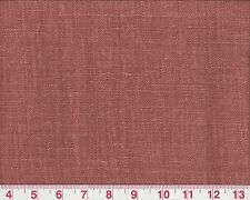 Overstock Linen Clarence House Upholstery Fabric Ghent Tea Rose MSRP $152y