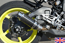 Yamaha MT-10 16-17 SP Engineering Carbon Fibre Moto GP Xtreme Exhaust End Can