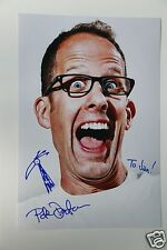 Pete Docter (Inside Out) 20x30cm disegno + autografo/Autograph in persona