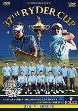 37th Ryder Cup - Official Review [2008] [DVD], Good DVD, ,