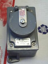 T&B RUSSELLSTOLL 3753 30A-250V 20A-600V RECEPTACLE