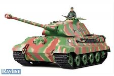 RC Panzer Heng Long 3888-1 Rauch und Sound King Tiger Tank 2.4GHz
