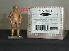 BRITAINS 40287 KING CHARLES I ROYAL ARMOURIES KNIGHT METAL TOY SOLDIER FIGURE