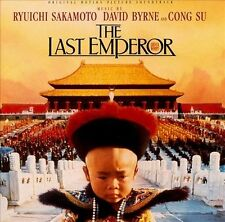 SOUNDTRACKS INTERNAT.-LAST EMPEROR  Audio CD