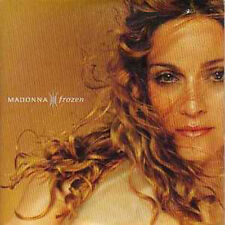 CD single MADONNA Frozen 2 tracks card sleeve