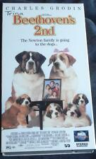 Beethoven's 2nd - Charles Grodin - Bonnie Hunt - Gently Used VHS Video - VGC