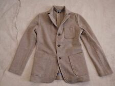 45rpm Wool Jacket Made In China Size:2 Women // beige brown
