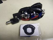 CUSTOM CHOPPER BOBBER SPORSTER DYNA FXR ROUND KEY IGNITION/LIGHT SWITCH