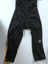 ALTURA Spin Cycling 3/4 Legging Shorts Black Specific Low Profile Padded 8  XS