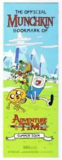 Munchkin Bookmark Of Adventure Time Promo Steve Jackson Games Cartoon Network