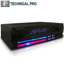1500W PRO HOME DIGITAL STEREO MUSIC AUDIO INTEGRATED AMP AMPLIFIER RECEIVER NEW