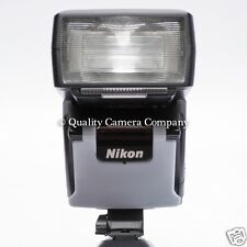 Nikon SB-50DX Speedlight - FILM & DIGITAL COMPATIBLE CLOSE-UP COVERS 14MM ON FX