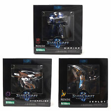 [STARCRAFT 2]Kotobukiya (Marine Hydralisk Zealot) 3Set Bottle Cap Collect Figure