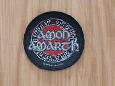 AMON AMARTH - RUNES (NEW) SEW ON W-PATCH OFFICIAL BAND MERCH